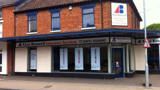 Insurance Brokers in Attleborough, Norfolk | Alan Boswell Group