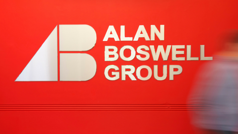 Alan Boswell Group celebrates growth