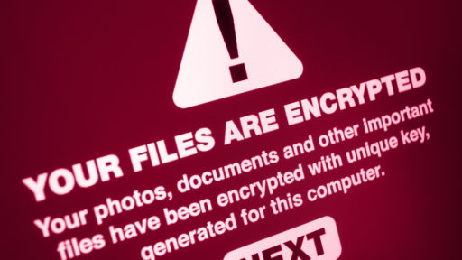 what is Ransomware when it hit a computer
