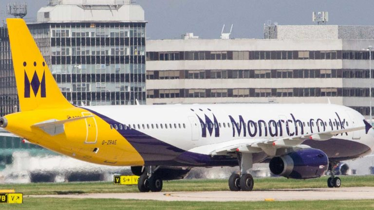Monarch Airlines Collapse