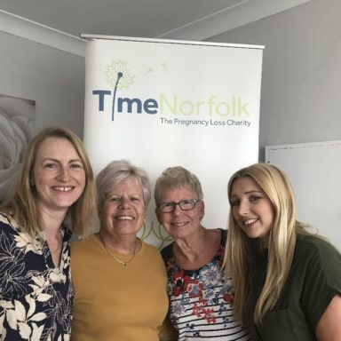 TimeNorfolk staff and volunteers Sept 2018-sm