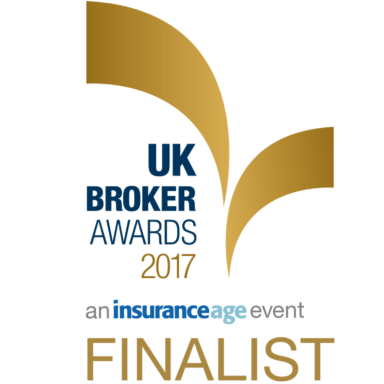 UK Broker award finalist 2017