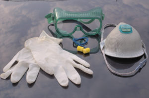 PPE and hazardous substances