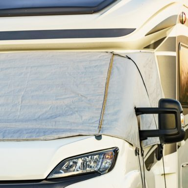 How to protect your motorhome from theft